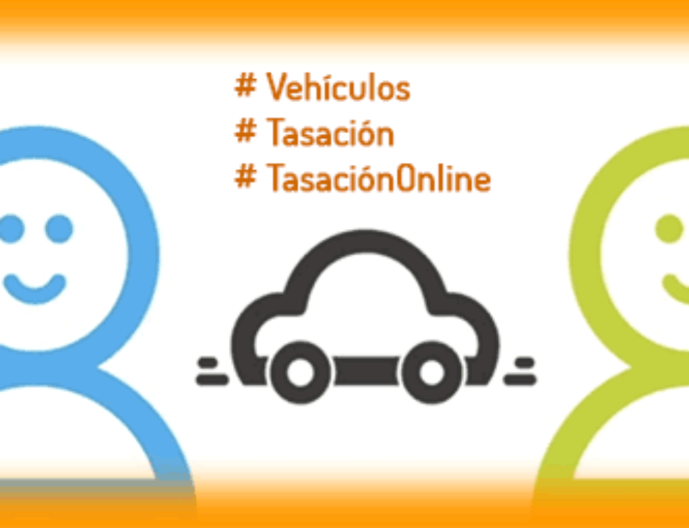 La Tasación de coches online.