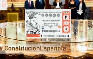 Constitución Española 40 aniversario