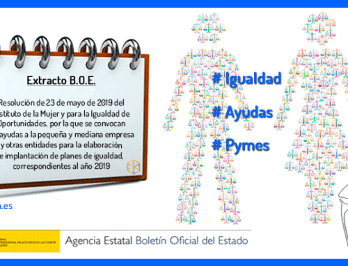 Ayuda del Gobierno para que las Pymes creen su plan de igualdad en la empresa.