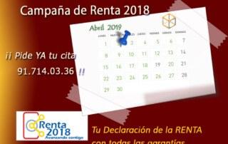 RENTA 2018