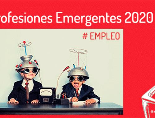 LAS PROFESIONES EMERGENTES para 2020