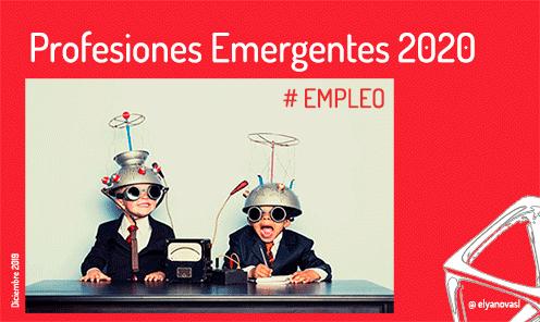 profesiones emergentes 2020