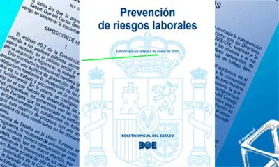 Novedades Prevención de Riesgos Laborales