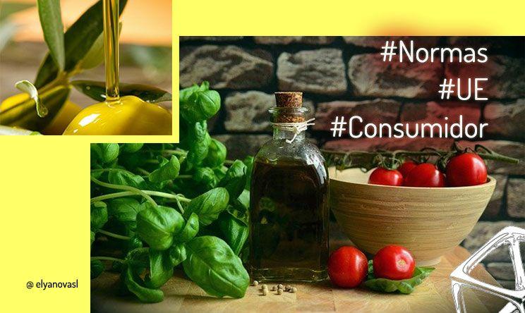Normas europeas de protección consumidor