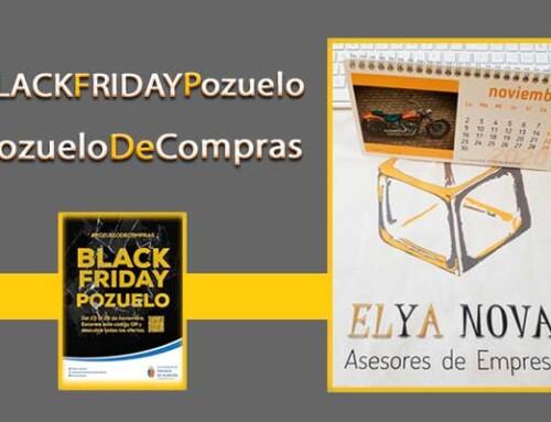 """Llega el evento que estabas esperado: """" Black Friday Pozuelo"""""""