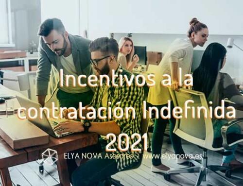 Incentivos a la contratación indefinida en la Comunidad de Madrid en 2021 por valor de 19,3 millones