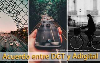 acuerdo colaboración DGT ADIGITAL