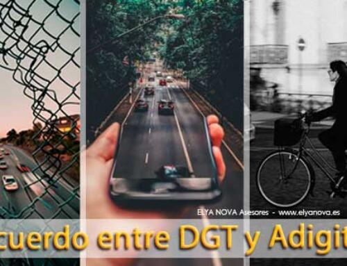 El acuerdo de colaboración entre la DGT y Adigital promueve una movilidad más segura.