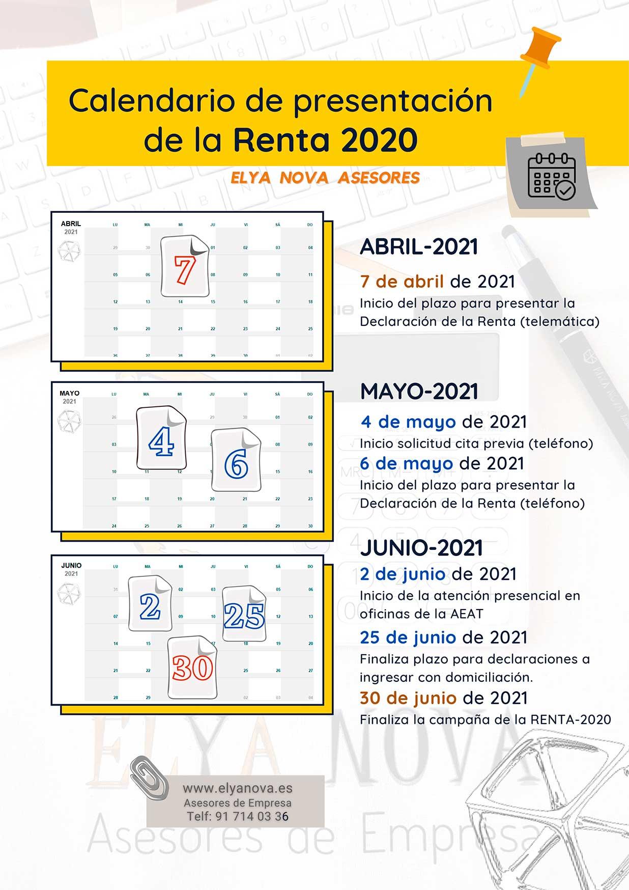 declaracion-renta-2020-calendario