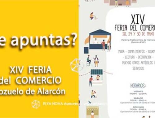 La Feria del Comercio en Pozuelo de Alarcón está de vuelta.