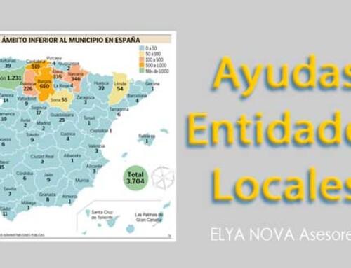 Reparto de más de 430 millones en ayudas entre las Entidades Locales.