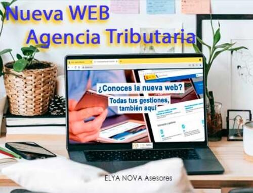 Nueva web de la Agencia Tributaria que ayudará al contribuyente en sus gestiones por Internet