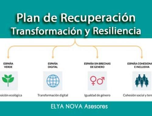 Plan de Recuperación Transformación y Resiliencia: España Puede