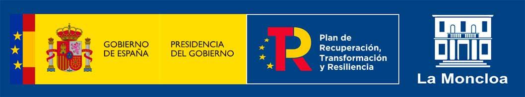 Fondos europeos Banner Moncloa