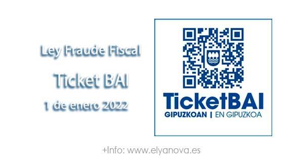 La obligación ticketBAI