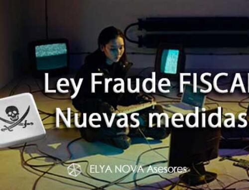 Hoy entran en vigor nuevas medidas de prevención y lucha contra el fraude fiscal.